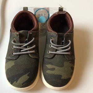 Toddler slip on shoes